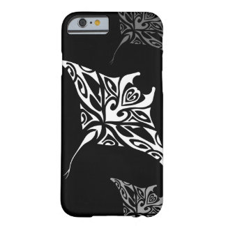 Swimming white Ray Manta 3 Barely There iPhone 6 Case