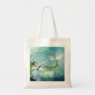 Swimming with Salmon Bag