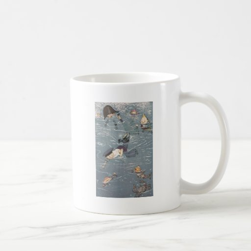 Swimming with the Fishes Coffee Mug