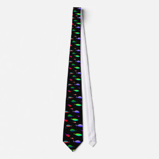 Swimming with the Fishes Neck Tie