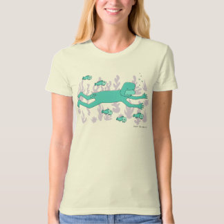Swimming With The Fishes T-Shirt