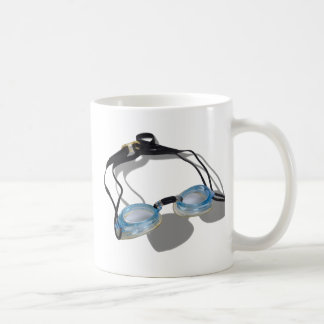 SwimmingGoggles091210 Coffee Mug