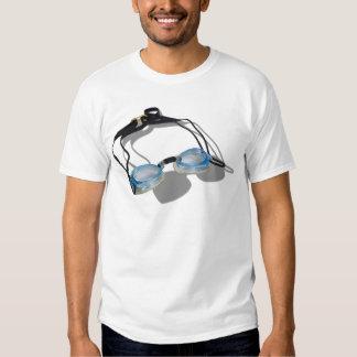 SwimmingGoggles091210 T-shirt