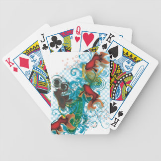 SWIMMY BICYCLE PLAYING CARDS
