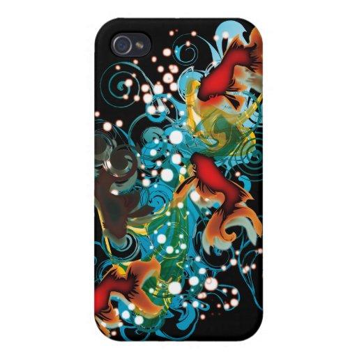 SWIMMY iPhone 4/4S CARCASAS