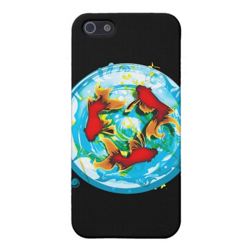 SWIMMY iPhone 5 COBERTURAS