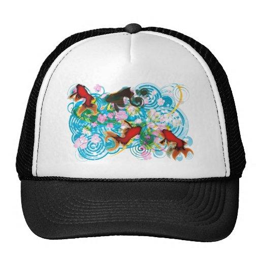 SWIMMY TRUCKER HAT