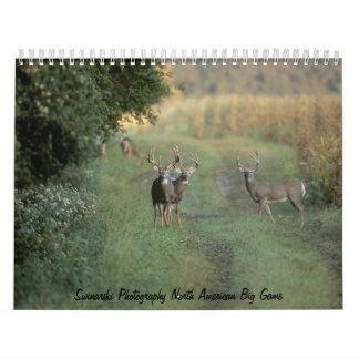 Swinarski Photography North American Big Game Calendar