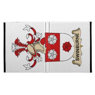 Swinburne Family Crest iPad Folio Covers