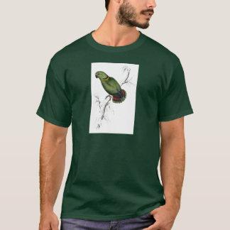 Swindern's Parrakeet by Edward Lear T-Shirt