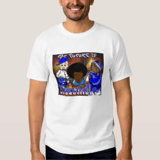 Swindle Productions Is The Future T-shirt