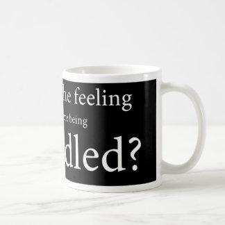 Swindled mug