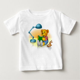 Swindler learns how to read baby T-Shirt
