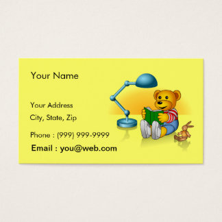 Swindler learns how to read business card