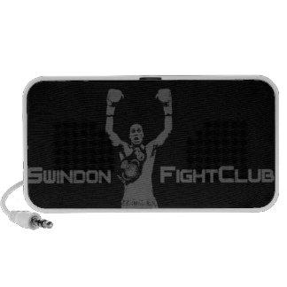 SWINDON FIGHTCLUB PORTABLE SPEAKER
