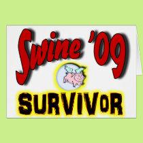 Swine '09 Survivor Card
