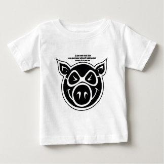 Swine Flu Baby T-Shirt