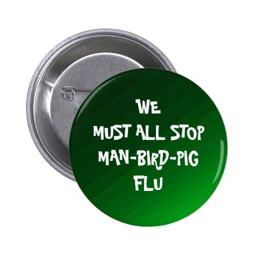 SWINE  FLU! - button