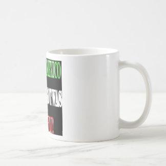 SWINE FLU COFFEE MUG
