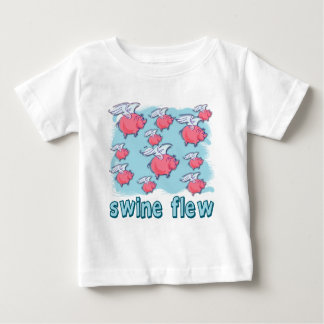 Swine Flu Humor Products T Shirt