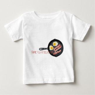Swine Flu is Delicious Baby T-Shirt