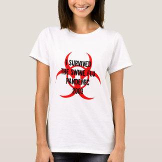 SWINE FLU PANDEMIC T-Shirt