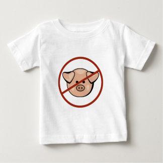 Swine Flu / Pork Baby T-Shirt