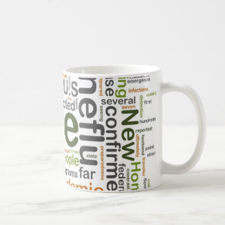 Swine Flu Prediction Coffee Mug