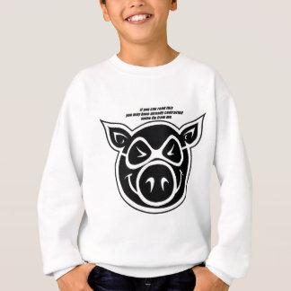 Swine Flu Sweatshirt