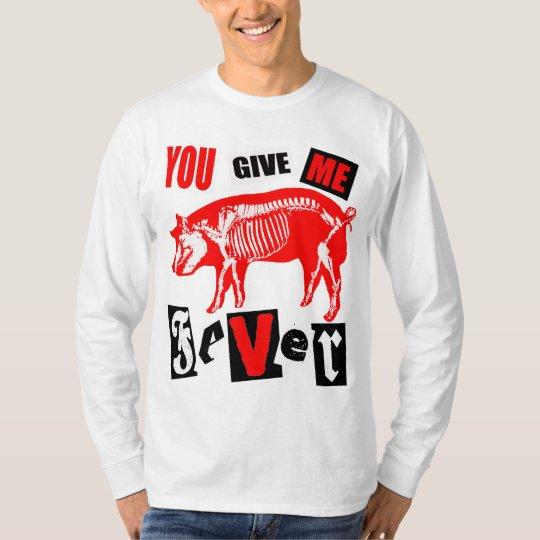 Swine Flu T-Shirt I - A Mega Viral T-Shirt -BBT100