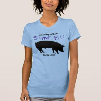 Swine flu tshirts