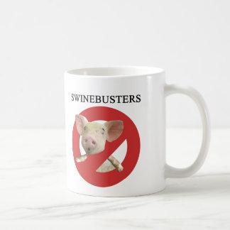 Swinebusters! Coffee Mug