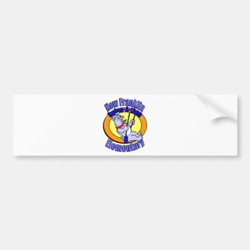 Swing-a-Thon Bumper Sticker