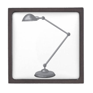 Swing Arm Lamp Jewelry Box