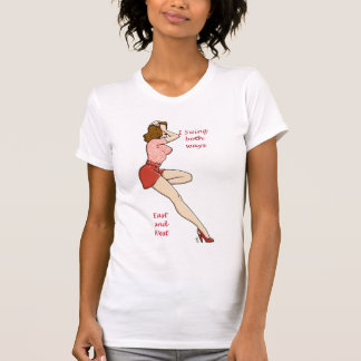 Swing both ways t-shirt