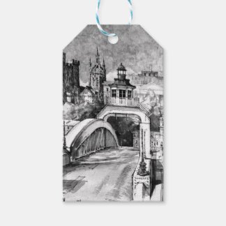 Swing Bridge Gift Tag