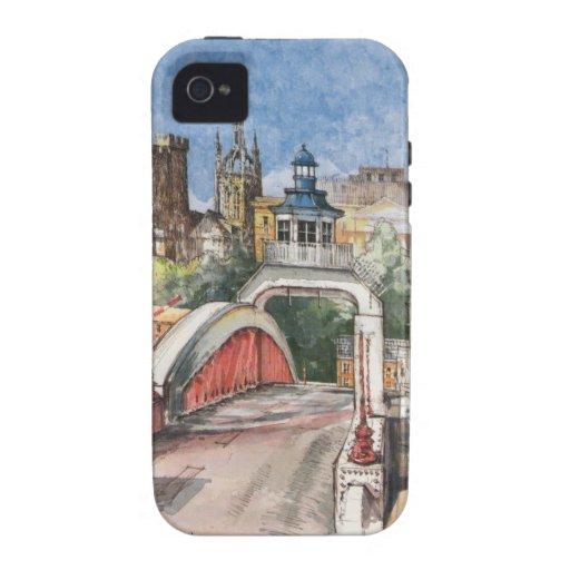 Swing Bridge  iPhone 4/4S Vibe case