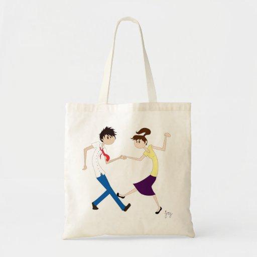 Swing Budget Tote Bag