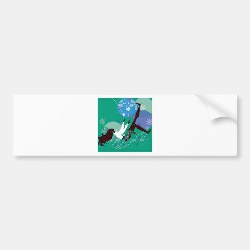 swing bumper stickers