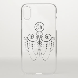 Swing Chandelier CHANGE COLOR Monogram - iPhone X Case