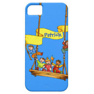 Swing Customizable iPhone 5 case-mate