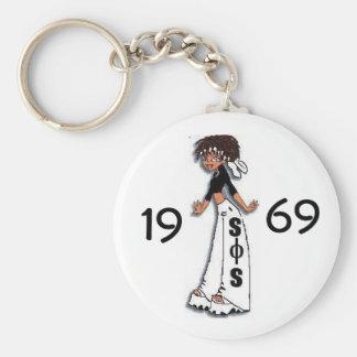 Swing Cutie Keychain