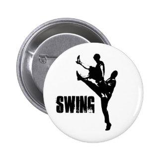 Swing Dance Pins