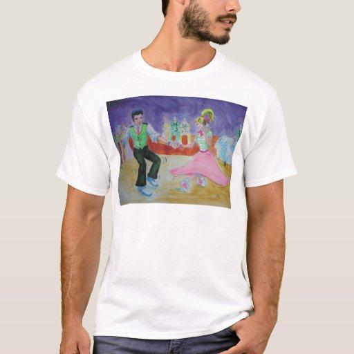 Swing Dancing on saturday night T-Shirt