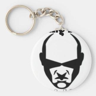 """Swing Dee Diablo""""Round Mound""""Logo Keychain"""