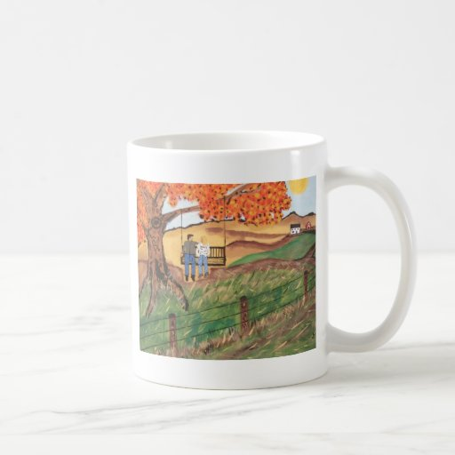 Swing Full Of Love Coffee Mug