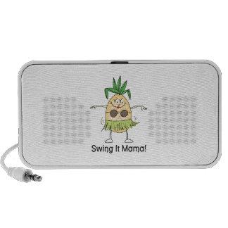 Swing It Mama! Speaker