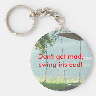 Swing Keychain