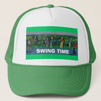 SWING TIME - Golf Hat