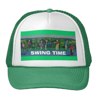 SWING TIME - Golf Hat